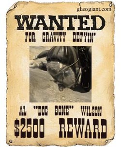 Wanted Poster into a   wanted   poster
